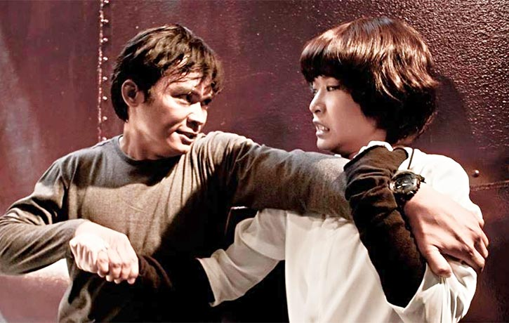 Jeeja faces off with Tony Jaa in 2013's Tom Yum Goong 2