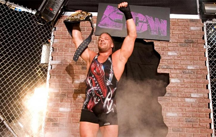 RVD always a crowd favourite
