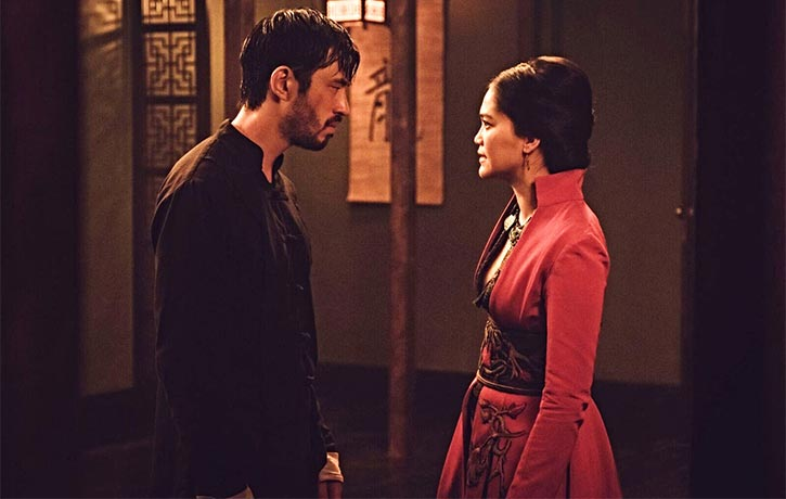 Cinemax's Warrior brings Bruce Lee's lofty ideals to life