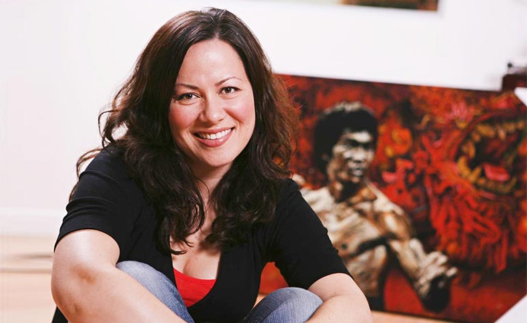 Interview with Shannon Lee
