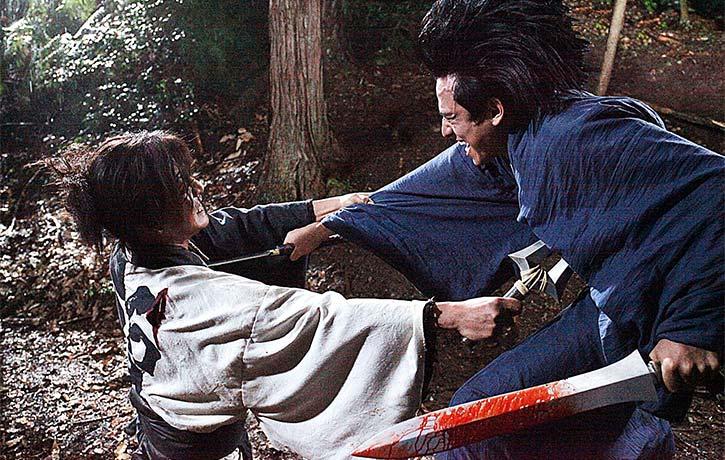 Manji gets punked by Taito