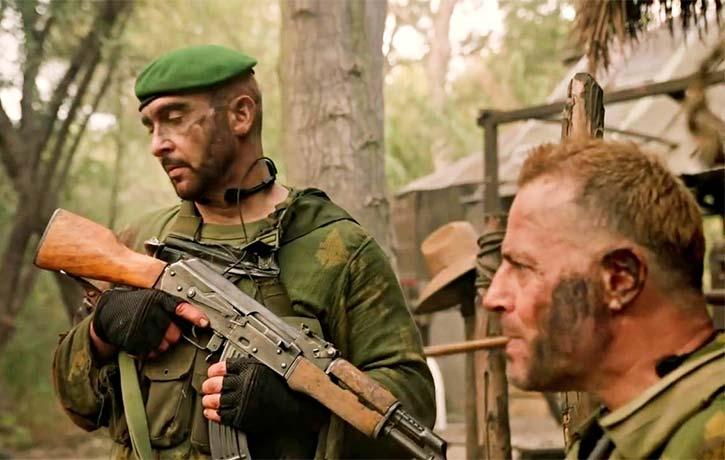 Maxx wants to leave his mercenary life behind