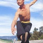 Shifu Yan Ming trains at his alma mater, the legendary Shaolin Temple