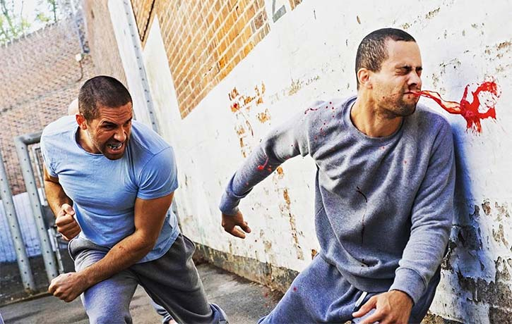 The fight sequences in Avengement get savage!