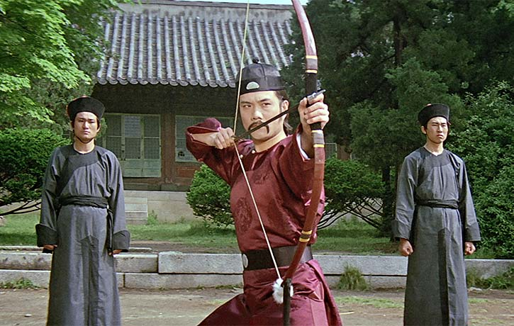 Shih Shao-Feng is intent on eliminating Shaolin