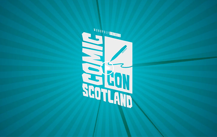 ComicCon Scotland - Kung Fu Kingdom