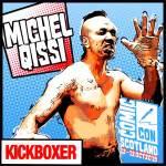 Kickboxer's Tong Po himself Michel Qissi