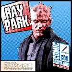 Star Wars star and Wushu expert Ray Park