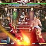 Terry Bogard faces his father's murderer Geese Howard once again