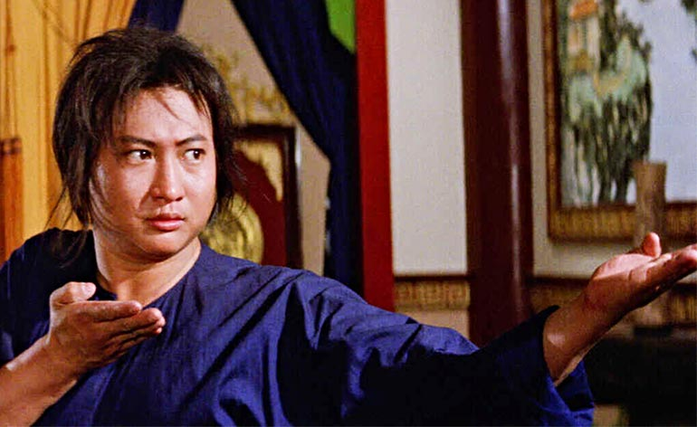 Three Films with Sammo Hung — Blu-ray (2019)