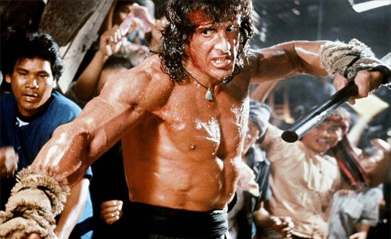 Top 3 Rambo Movie Fights: A Retrospective Action Special