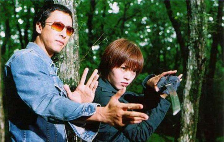 BTS, Donnie Yen as action director leads the way
