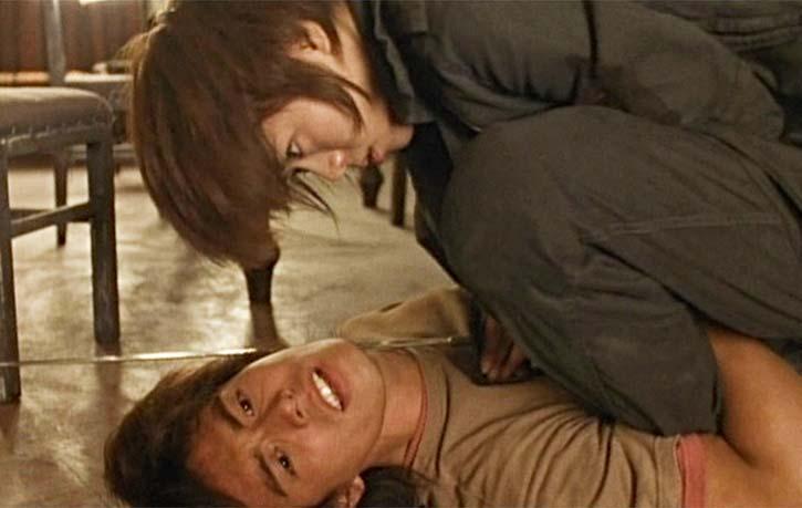 Yuki earns Takashi's trust the hard way