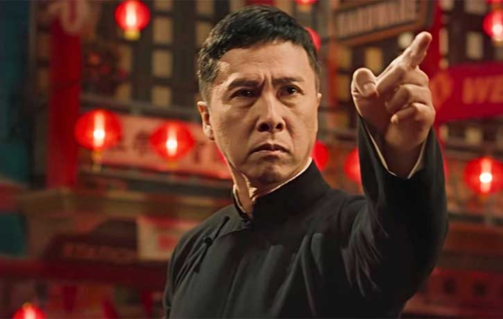 Ip Man will not stand for any injustice