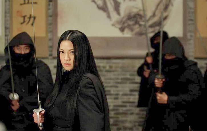 Bernice Liu appears as Kitano Yumi