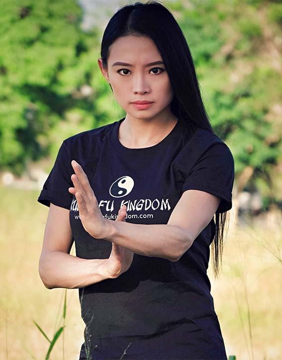 Janice Hung -Queen of Wushu in the Kung Fu Kingdom