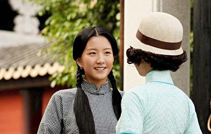 Rose Chan Ka-Wun plays Lee Mei-wai