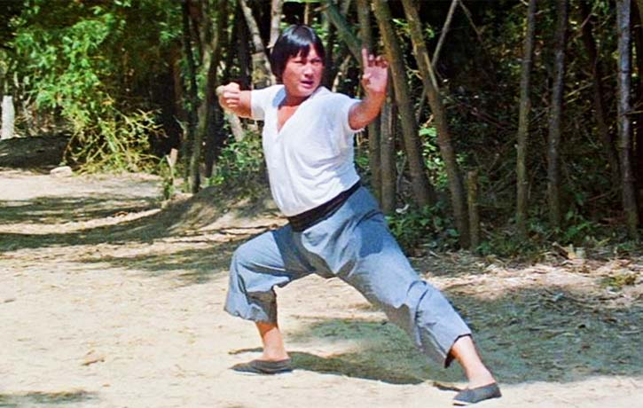 Sammo Hung -big brother of the 7 Little Fortunes