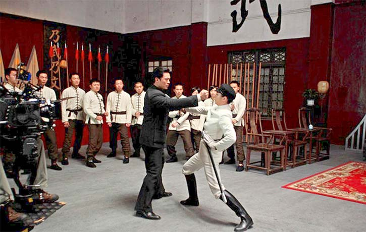 There are plenty of genuine techniques that students of Wing Chun will recognise