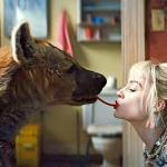 Harley named her pet hyena Bruce after a well-known billionaire