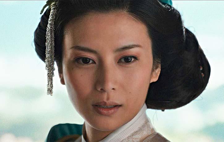 Ko Shibasaki plays Mika, Kai's love interest