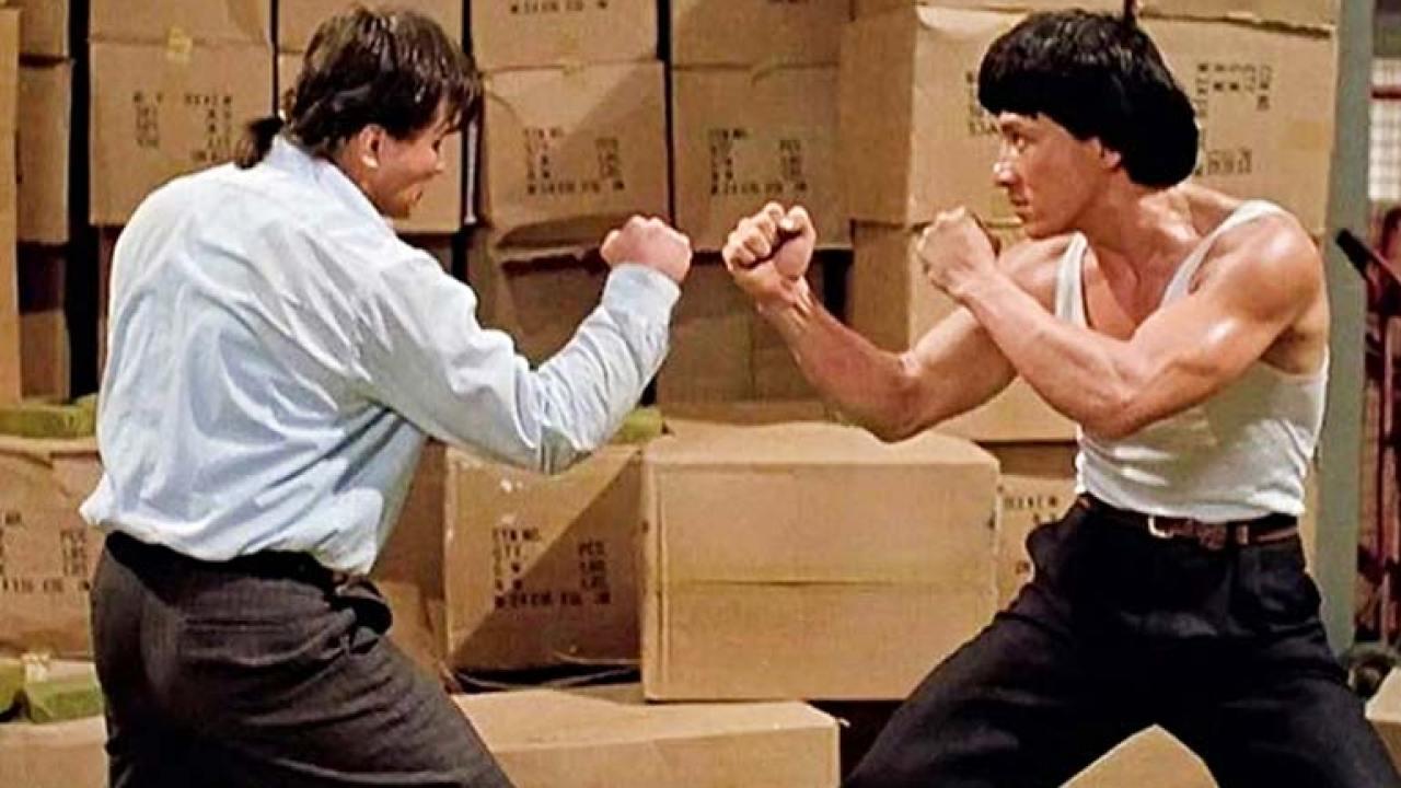 Dragons Forever (1988), salah satu film jackie chan terbaik