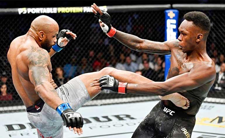 Yoel Romero: Top 5 MMA Finishes