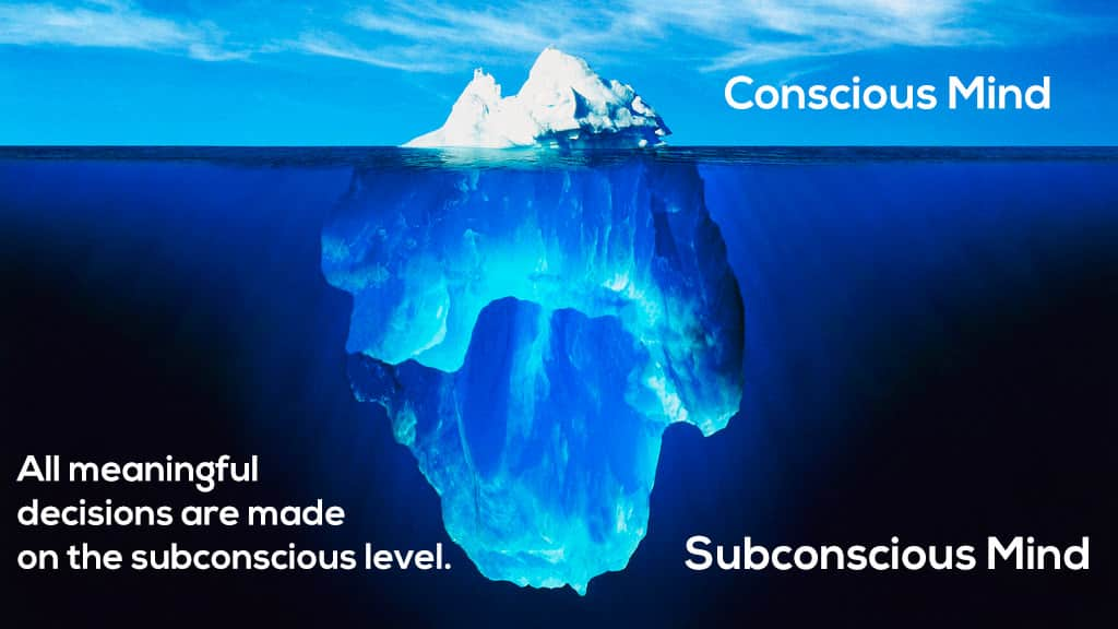 How do you create a link to the all knowing Subconscious?