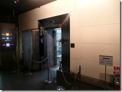 旧日本銀行 小樽支店 金庫前