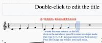 四分音符の入力 4