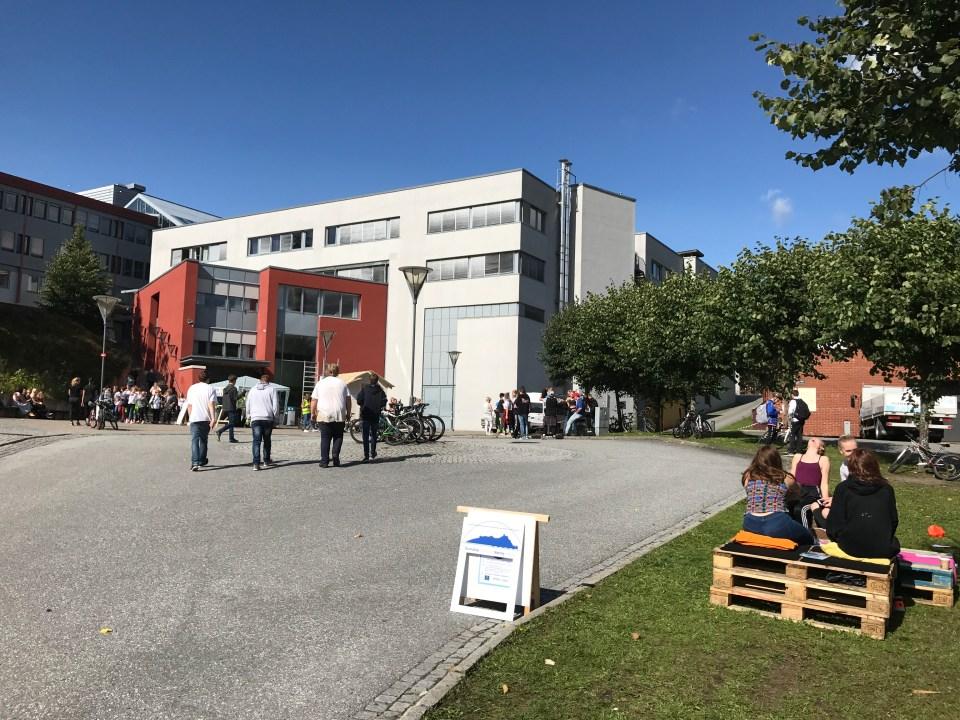 Halden vidregående skole Porsnes