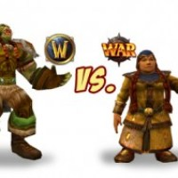 WoW Is A Rip-off Of 'Warhammer Online'; NOT The Other Way Around!