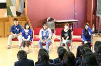 九里学園卒業生と語る会