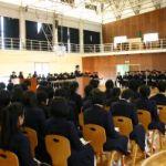 九里学園災害訓練