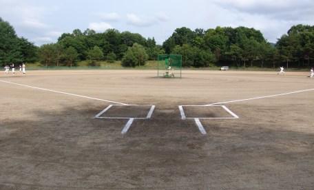 九里学園野球部グラウンド