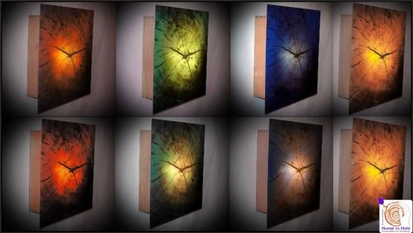 indoor Leuchtobjekt - bei Mario Mannhaupt