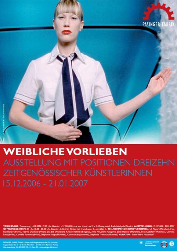Weibliche Plakat DINA3zw.indd