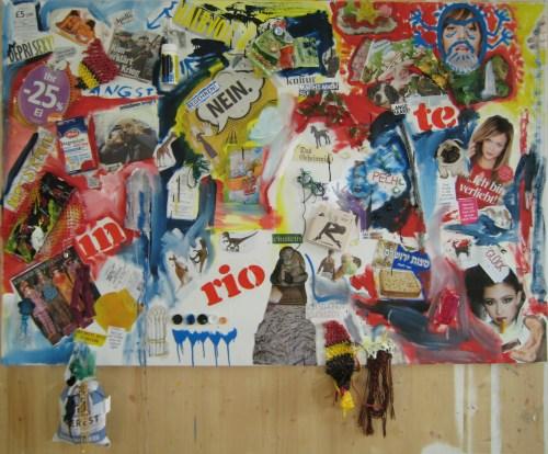 Collage vom 11. FF