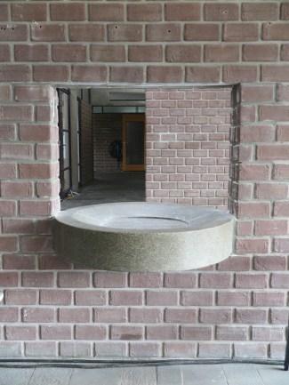 Detail interieur - architect Aldo van Eyck