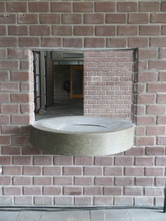 Detail interieur - architect Aldo van Eyck