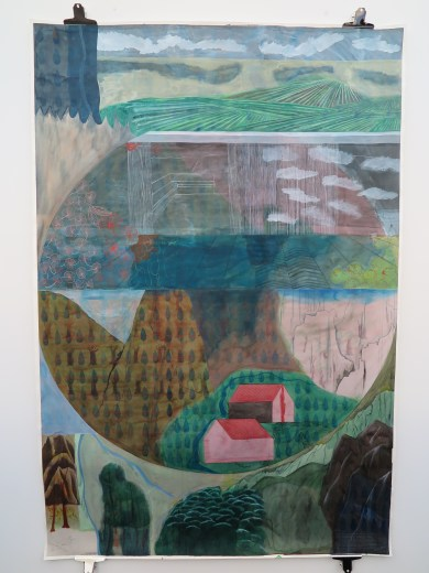 Home healing, Karishma D'Souza -Dapiran Art Project Space, Utrecht
