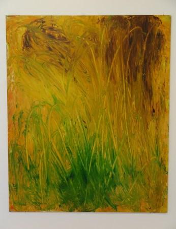 Hide and Seek - Jessica Skowroneck NL) - 2015 - acryl op board -122-100 cm.