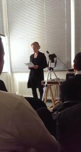 Writers Studio - schrijver - Rosan Hollak
