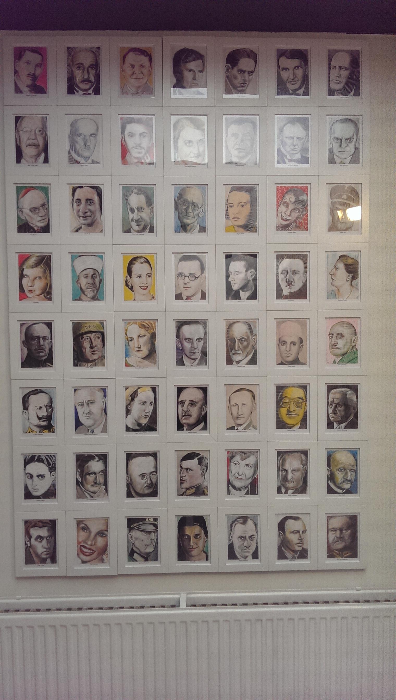 Paul Klemann Portretten