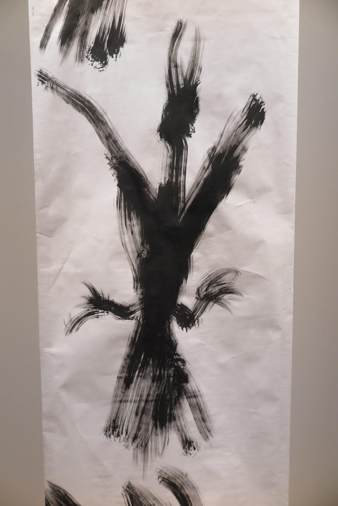 Judit Reigl - Oiseaux series - 2012 (detail)