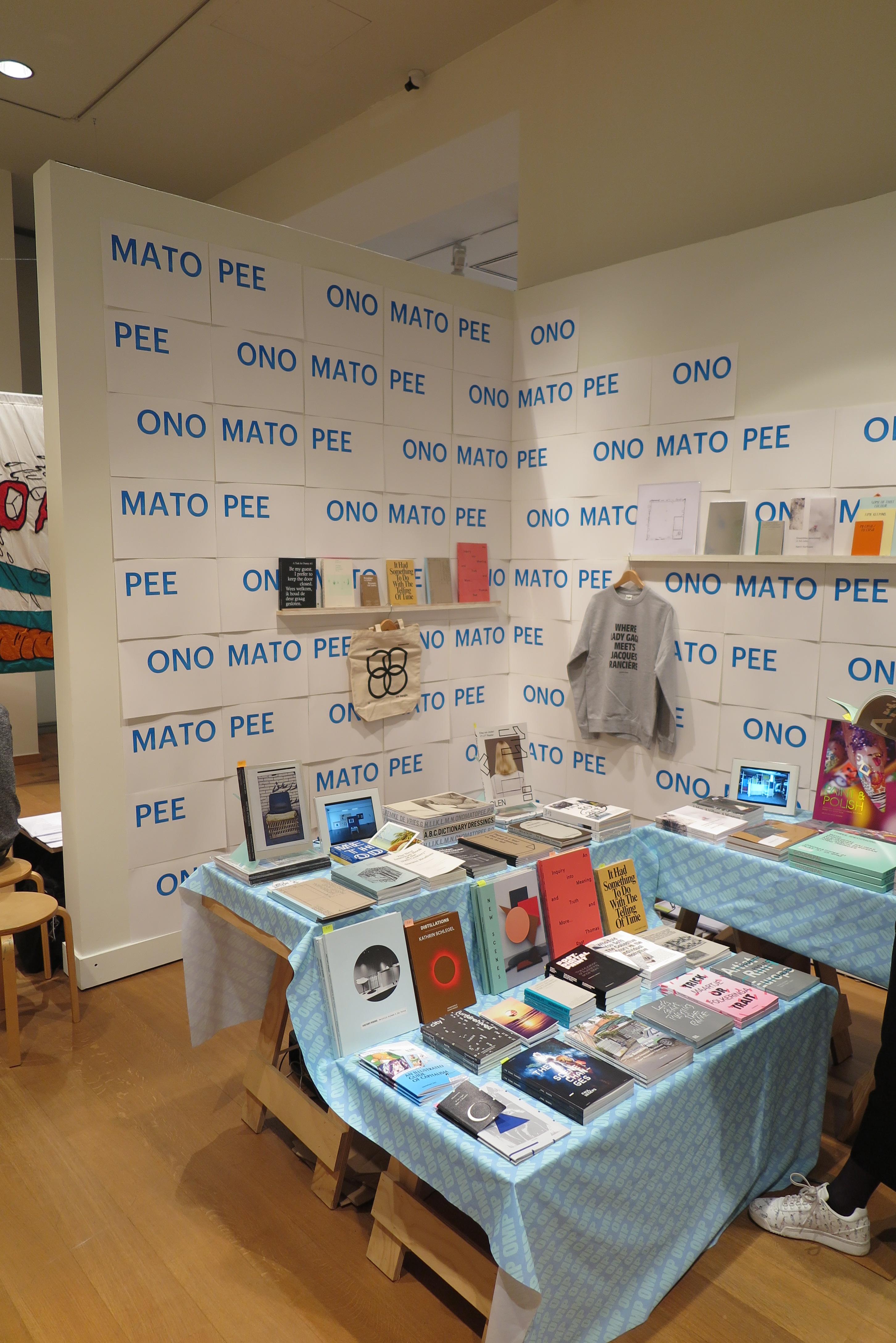 Boekwinkeltje van Onomatopee