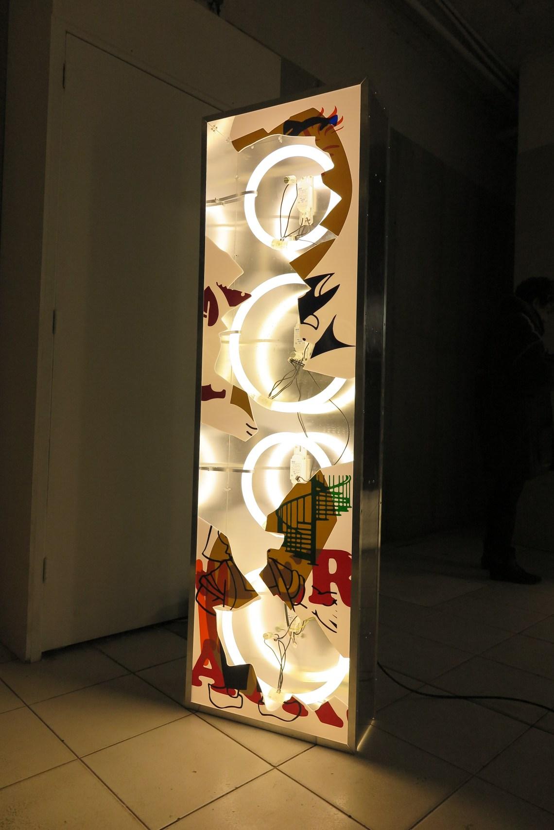 Lichtbak van Lennart de Neef