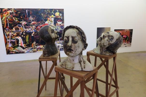 Galerie: Francis Boeske Projects. Kunstenaar: Danielle Kwaaitaal (Main)