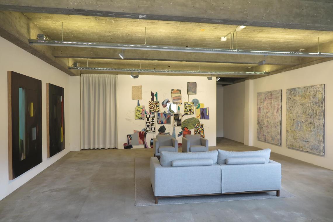 Zaaloverzicht Mindframes - C&H gallery