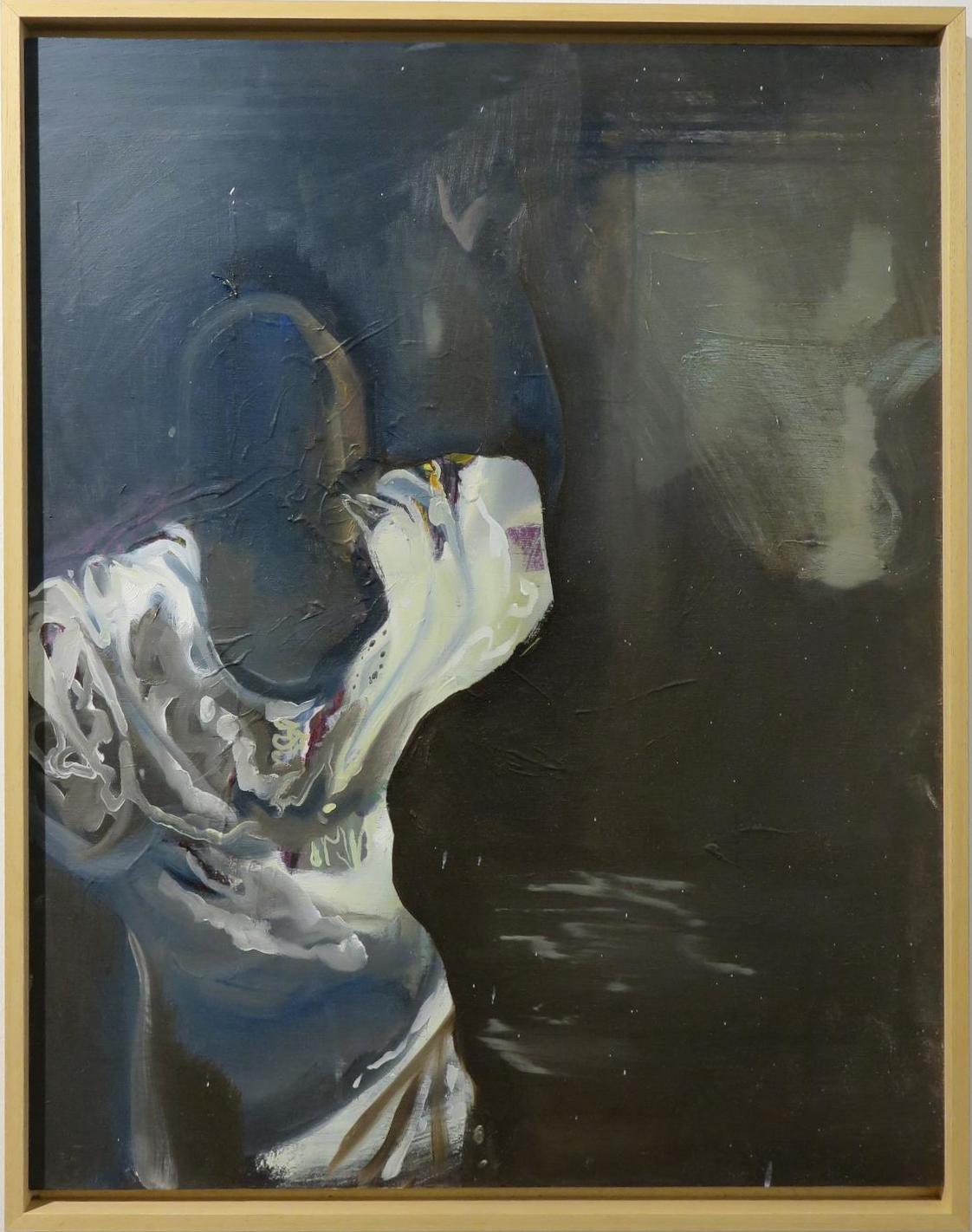 Jonat Deelstra - olieverf op doek